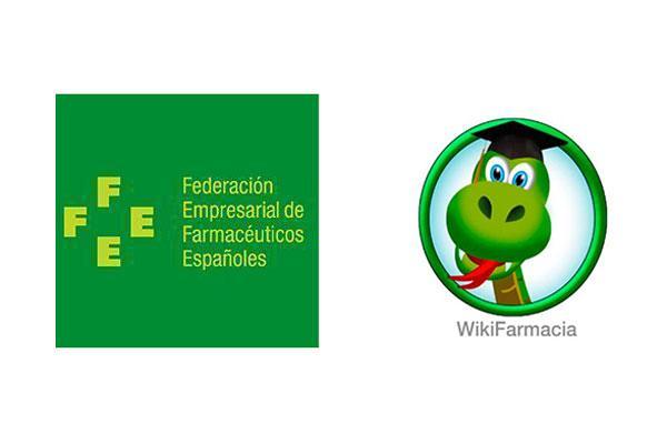 fefe y wikifarmacia se unen para formar a los farmaceuticos acerca del sevem