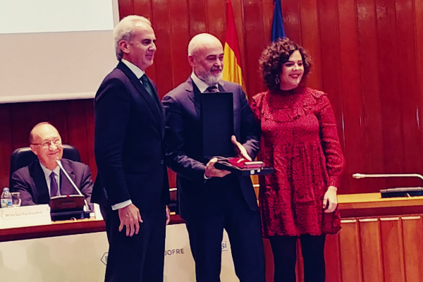 el grupo cofares premiado en los iv premios new medical economics