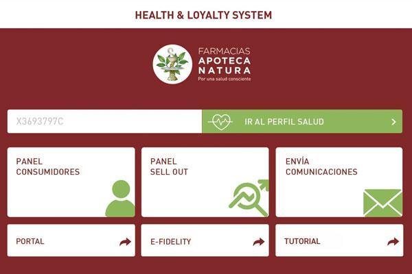 health amp loyalty system el nuevo sistema de apoteca natura que conecta con la salud de los consumidores