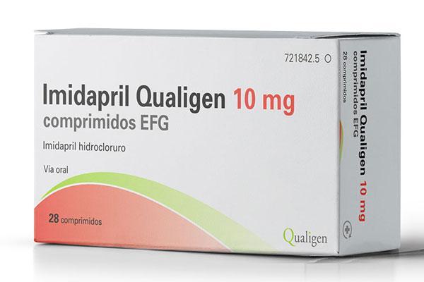imidapril qualigensupsup el primer genrico de imidapril hidrocloruro para la hipertensin