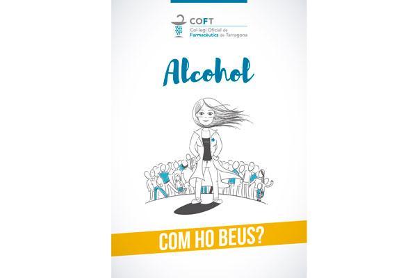 el cof de tarragona sensibilizara a la poblacion sobre el consumo de alcohol