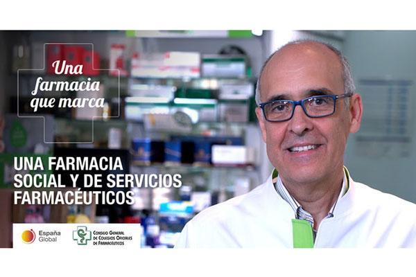 el valor asistencial y social de la farmacia protagoniza el tercer capitulo de una farmacia que marca