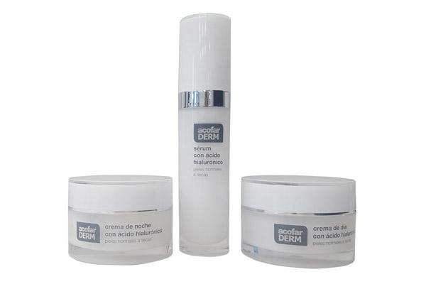 acofarderm incorpora el acido hialuronico a su nueva rutina de cuidado facial