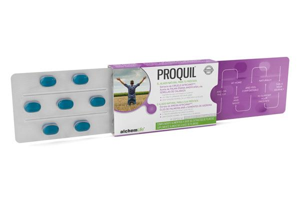 alchemlife lanza proquil para el cuidado de la prostata