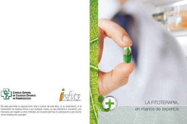 cgcof e infito presentan un documento de consenso sobre plantas medicinales