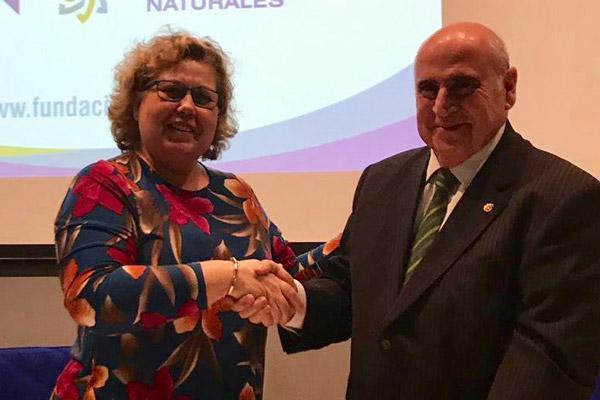 fefe firma un acuerdo de colaboracion con la fundacion terapias naturales