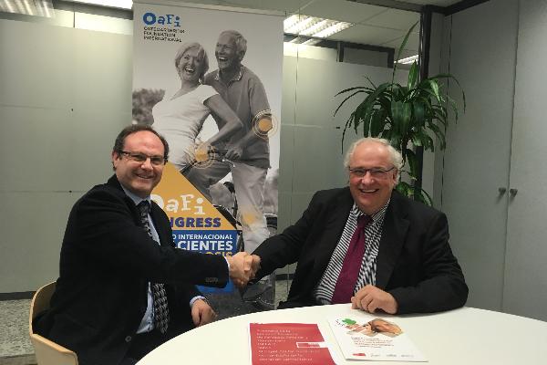 la fundacion oafi apoya el modelo de coordinacion medicofarmaceutico para la atencion del paciente cronico