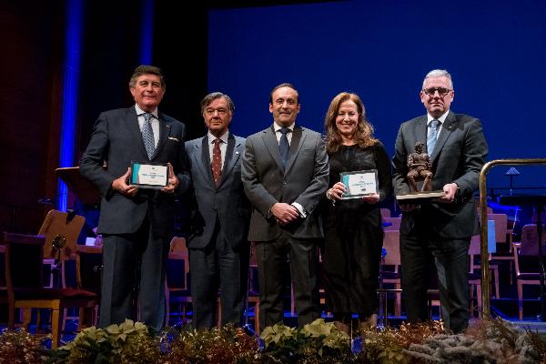 el grupo cofares hace entrega de los premios fundacion cofares