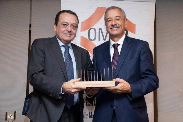 grupo hefame mejor empresa por la igualdad de los premios omep
