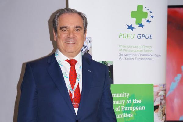 jesus aguilar anuncia el plan 2030 para la farmacia europea