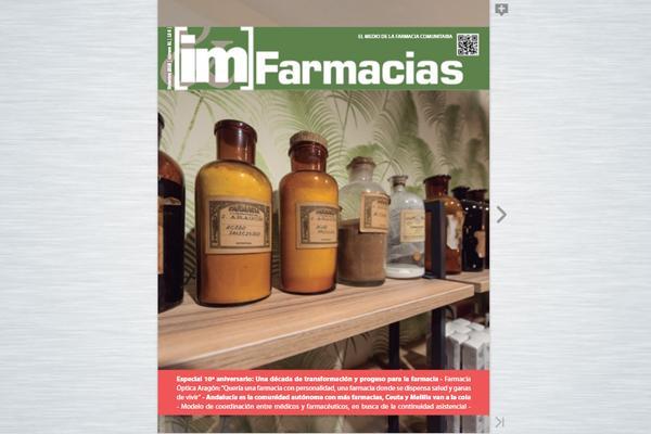 ya esta disponible el especial del 10 aniversario de im farmacias