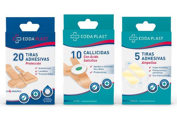 edda plast la nueva linea de edda pharma para el cuidado cotidiano