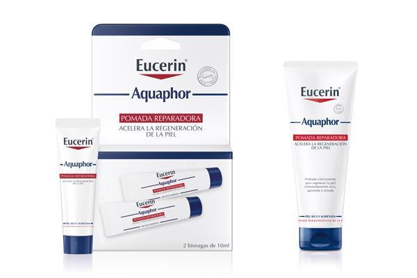eucerinsupsup incorpora dos nuevos formatos a la gama aquaphor