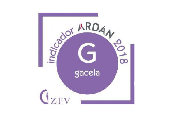 farmaquatrium recibe el indicador ardn como empresa gacela 2018