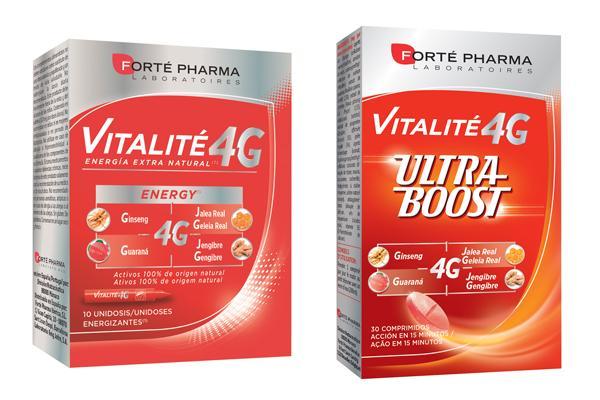 impulsa tu energia con vitalite 4g