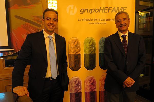 la obsesion de grupo hefame es poner en el centro de la empresa a la farmacia