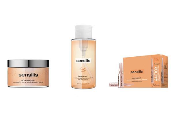 skin delight con vitamina c lo ltimo de sensilis para iluminar la piel