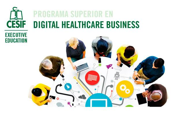 vuelve el programa superior en digital healthcare business de cesif