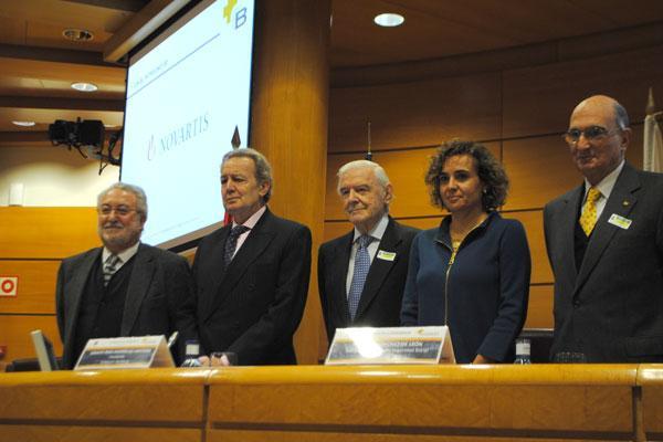 ex ministros y ex secretarios generales de sanidad debaten los actuales retos del sns