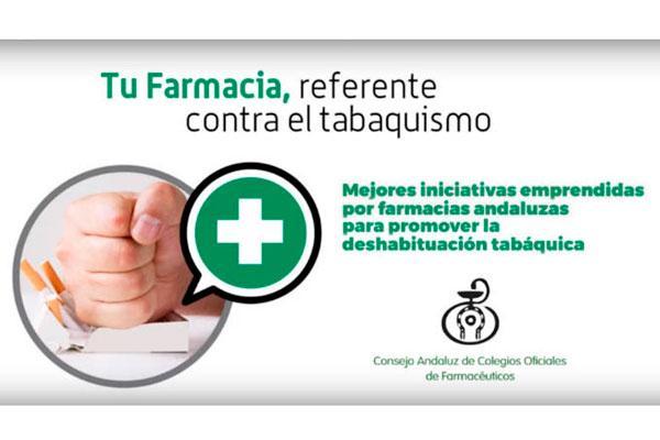el cacof reconoce la iniciativa de deshabituacion tabaquica de sanafarmacia