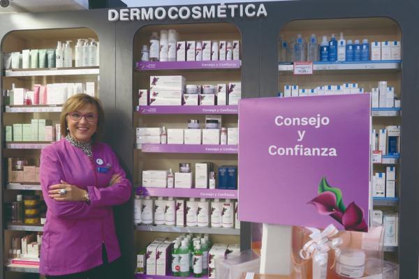 carmen boto una farmaceutica con caracter emprendedor y enfoque al servicio