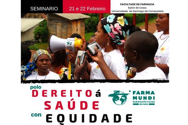 farmamundi galicia organiza el seminario derecho a la salud con equidad