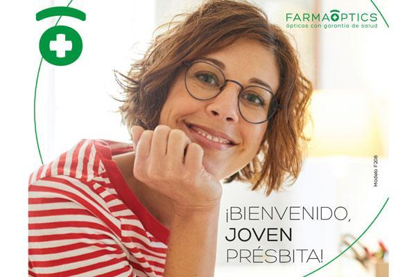 farmaoptics lanza al mercado su primera campana de progresivos del 2019 bienvenido joven presbita