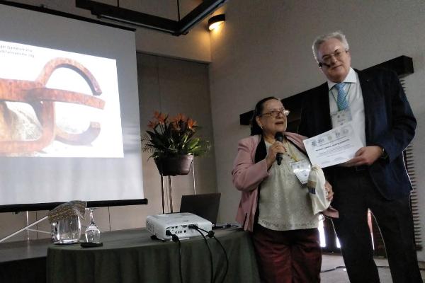 miguel angel gastelurrutia participa en el 35 congreso centroamericano y el caribe de ciencias farmaceuticas