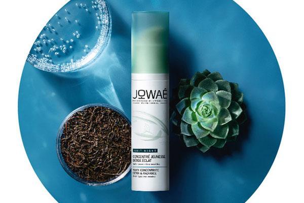 piel lisa y luminosa al despertar con el nuevo serum de jowae