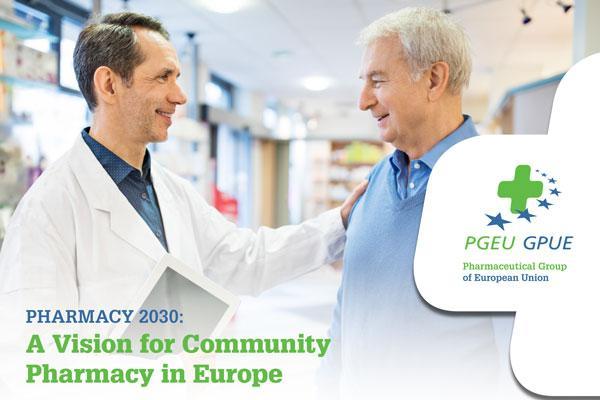 el plan 2030 de la agrupacion farmaceutica europea tiene acento espanol
