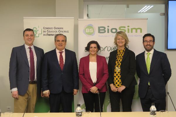 slo cuatro medicamentos biosimilares se dispensan en la farmacia comunitaria  strong strong