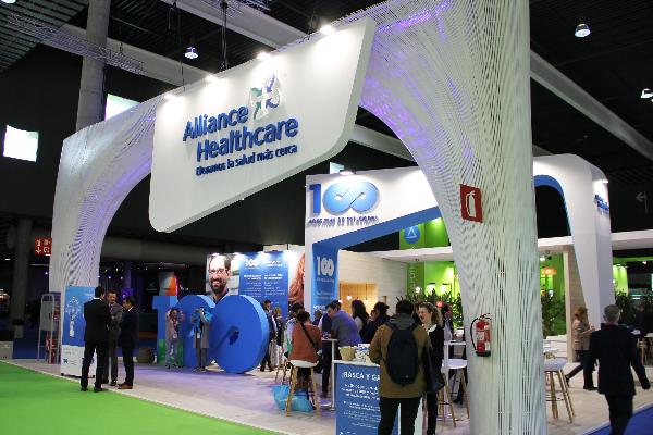 alliance healthcare presenta sus nuevas soluciones en infarma 2019