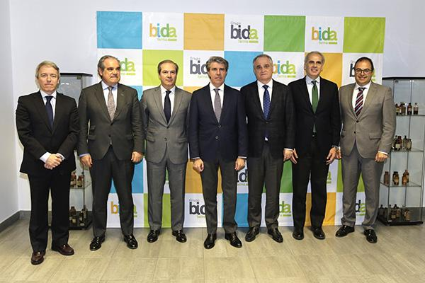 bidafarma ya es el segundo operador logstico en la comunidad de madrid