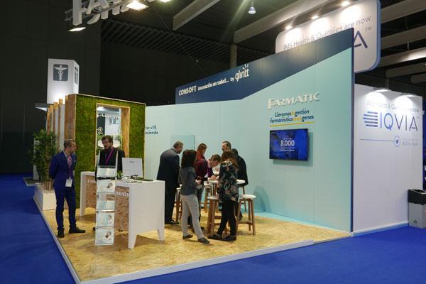consoft muestra las soluciones farmatic en infarma 2019