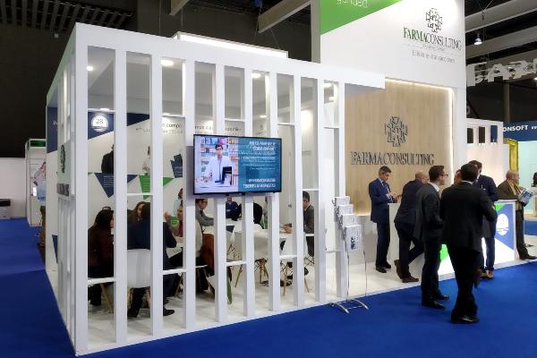 farmaconsulting conecta con los farmaceuticos en infarma 2019