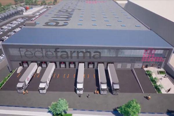 fedefarma abrira un nuevo centro logistico en 2020
