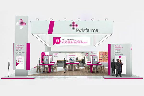 fedefarma acerca su propuesta de valor para la farmacia durante infarma 2019