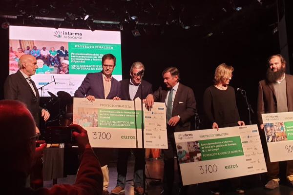 fsfe entre los finalistas del infarma solidario 2019
