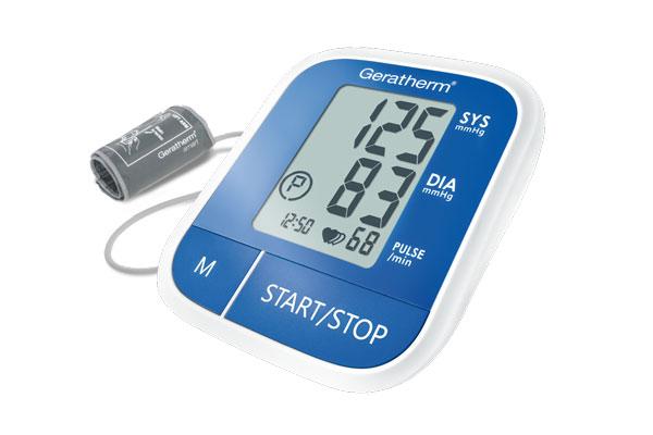 geratherm lleva a infarma su nuevo tensiometro smart