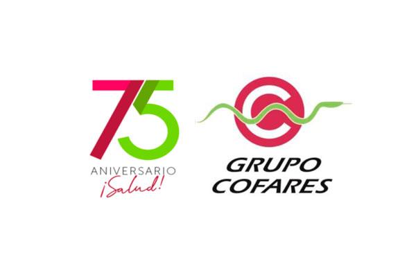 grupo cofares celebra su 75 aniversario en infarma 2019