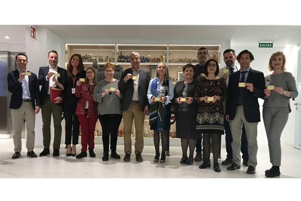grupo hefame colabora con la campana de fotoproteccion para pacientes con lupus del cof de alicante