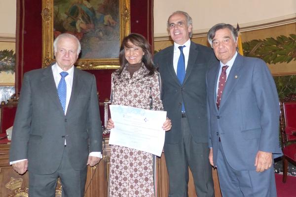 premiado el buscador de lotes afectados de valsartan creado por el cof de madrid