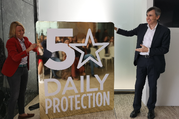 5 star daily protection la nueva generacion de fotoprotectores de isdin