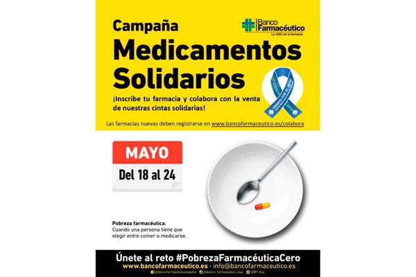 vuelve la campaa de medicamentos solidarios