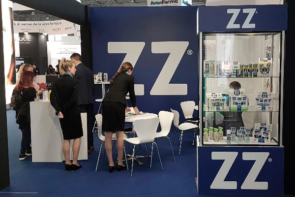 zelnova zeltia presenta las novedades de la gama zz en infarma 2019