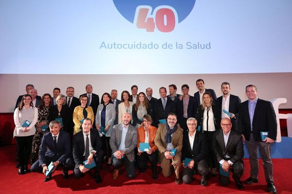 anefp-reune-al-sector-del-autocuidado-para-clausurar-su-40-aniversario