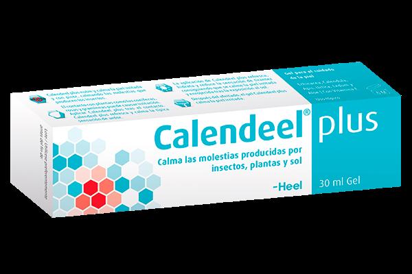 calendeel plus el nuevo gel calmante de heel espana