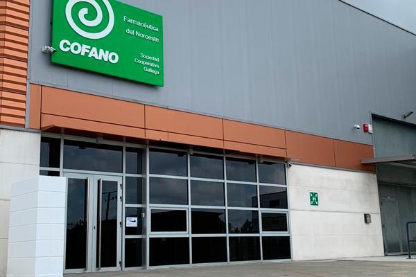 cofano inaugura su nuevo centro logstico robotizado en galicia