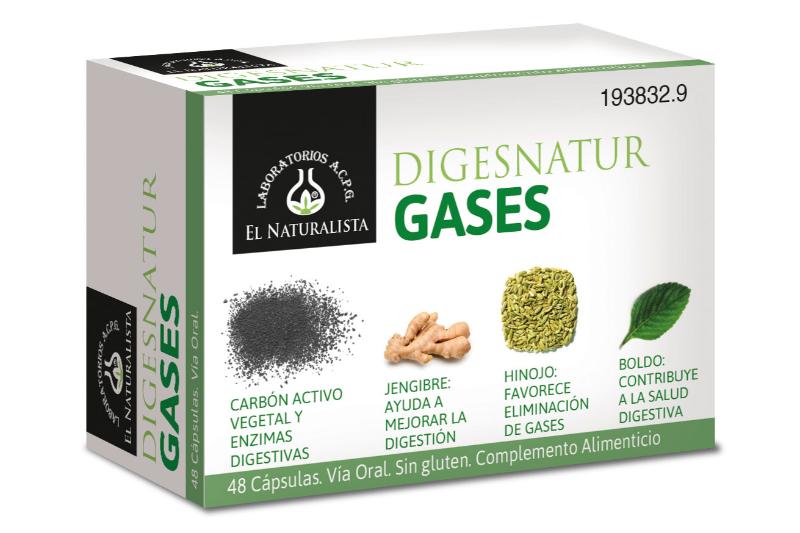 digesnatur gases el complemento que favorece la eliminacin de gases y mejora la digestin