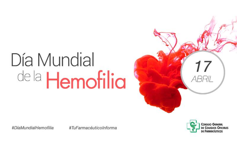 el farmaceutico al lado de los pacientes hemofilicos